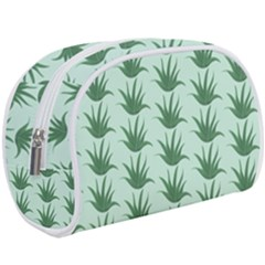 Aloe Plants Pattern Scrapbook Makeup Case (large) by Alisyart
