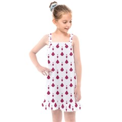 Pattern Card Kids  Overall Dress by HermanTelo