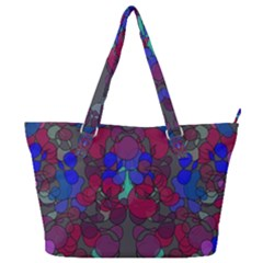 Netzauge Full Print Shoulder Bag