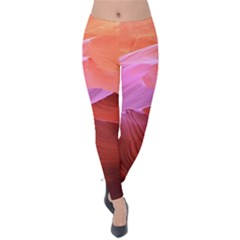 Canyon Arizona Sand Stone Velvet Leggings