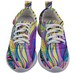 Happpy (4) Kids Athletic Shoes by nicholakarma