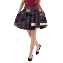 Shannonab Matchingchallenge s Challengesolution Py Glitch Code Aline Pocket Skirt