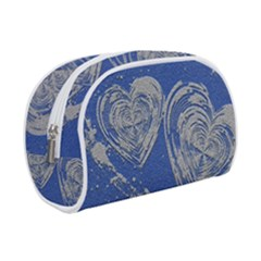 Heart Love Valentines Day Makeup Case (small)