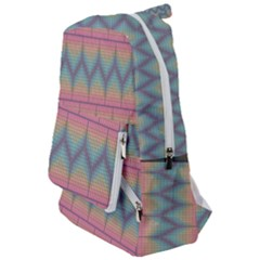 Pattern Background Texture Colorful Travelers  Backpack