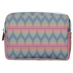 Pattern Background Texture Colorful Make Up Pouch (medium)
