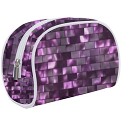 Background Wall Light Glow Makeup Case (large) by HermanTelo