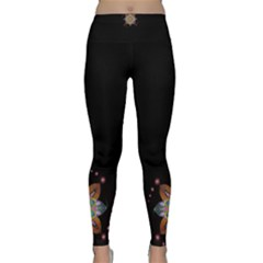 Abundance Classic Yoga Leggings by idjy
