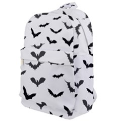 Bats Pattern Classic Backpack by Sobalvarro