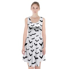 Bats Pattern Racerback Midi Dress by Sobalvarro