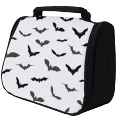 Bats Pattern Full Print Travel Pouch (big) by Sobalvarro