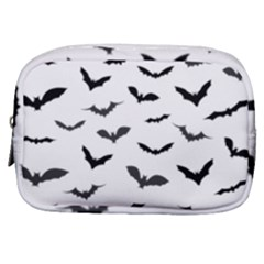 Bats Pattern Make Up Pouch (small) by Sobalvarro