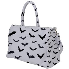 Bats Pattern Duffel Travel Bag by Sobalvarro