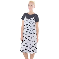 Bats Pattern Camis Fishtail Dress by Sobalvarro