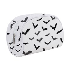 Bats Pattern Makeup Case (small) by Sobalvarro