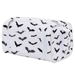 Bats Pattern Toiletries Pouch by Sobalvarro