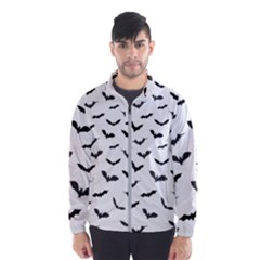 Bats Pattern Men s Windbreaker by Sobalvarro