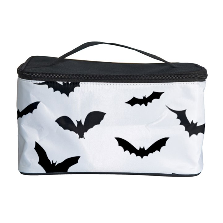 Bats Pattern Cosmetic Storage
