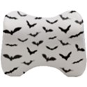 Bats Pattern Head Support Cushion View1
