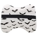 Bats Pattern Head Support Cushion View2