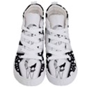 Wonderful Moon With Black Wolf Kids  Hi-Top Skate Sneakers View1