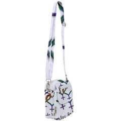 Mrs  And Mrs  Shoulder Strap Belt Bag
