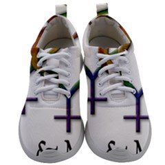 Mrs  And Mrs  Mens Athletic Shoes by LiveLoudGraphics