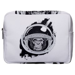 Spacemonkey Make Up Pouch (large) by goljakoff