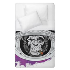 Spacemonkey Duvet Cover (single Size) by goljakoff