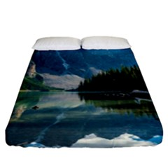 Nature Fitted Sheet (king Size) by ArtworkByPatrick
