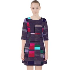 Holdenk Spark-testing-base s Rddgenerator-scala Glitch Code Dress With Pockets by HoldensGlitchCode