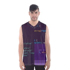 Alokic Sdkgen s Openapi Go Glitch Code Boxy Basketball Tank Top by HoldensGlitchCode