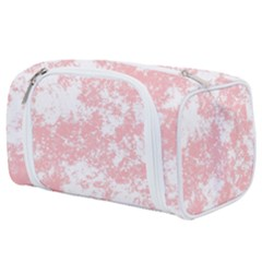 Degrade Rose/blanc Toiletries Pouch
