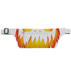 Evil Pumpkin Active Waist Bag