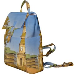 San Francisco De Alameda Church, Santiago De Chile Buckle Everyday Backpack