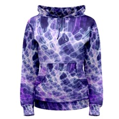 Abstract Space Women s Pullover Hoodie