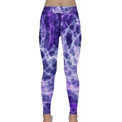 Abstract Space Classic Yoga Leggings