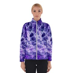 Abstract Space Winter Jacket