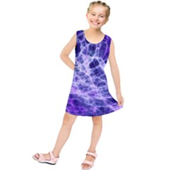 Abstract Space Kids  Tunic Dress