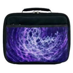 Abstract Space Lunch Bag