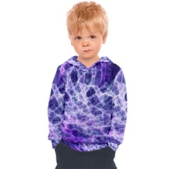 Abstract Space Kids  Overhead Hoodie