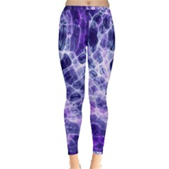 Abstract Space Inside Out Leggings
