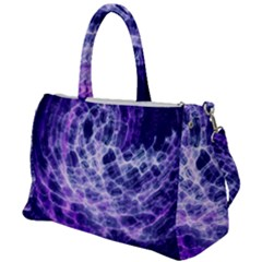 Abstract Space Duffel Travel Bag