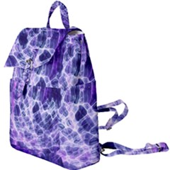 Abstract Space Buckle Everyday Backpack