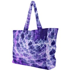 Abstract Space Simple Shoulder Bag