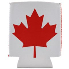 Canadian Flag Can Holder