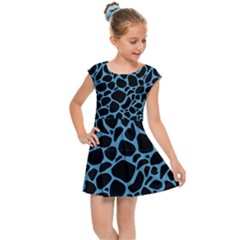 Blue Giraffe Kids  Cap Sleeve Dress