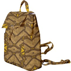 Art Deco 21 Buckle Everyday Backpack