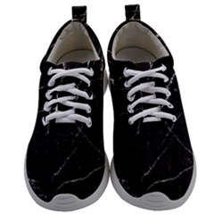 Black Marble Mens Athletic Shoes