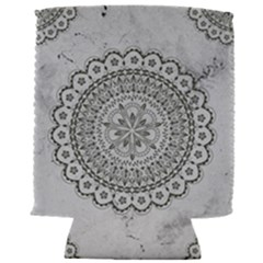 Marble Mandala Can Holder