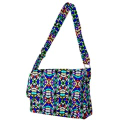 Ab 84 1 Full Print Messenger Bag (l)